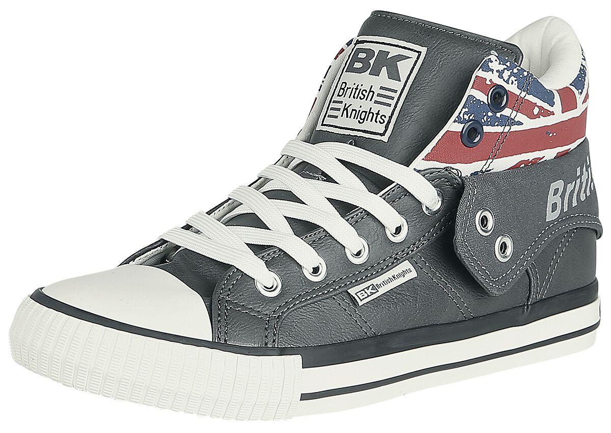 Sneakers für Frauen - British Knights Roco Sneaker dunkelgrau  - Onlineshop EMP
