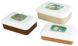 Snack Box 3er Set