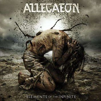 Image of Allegaeon Elements of the infinite CD Standard