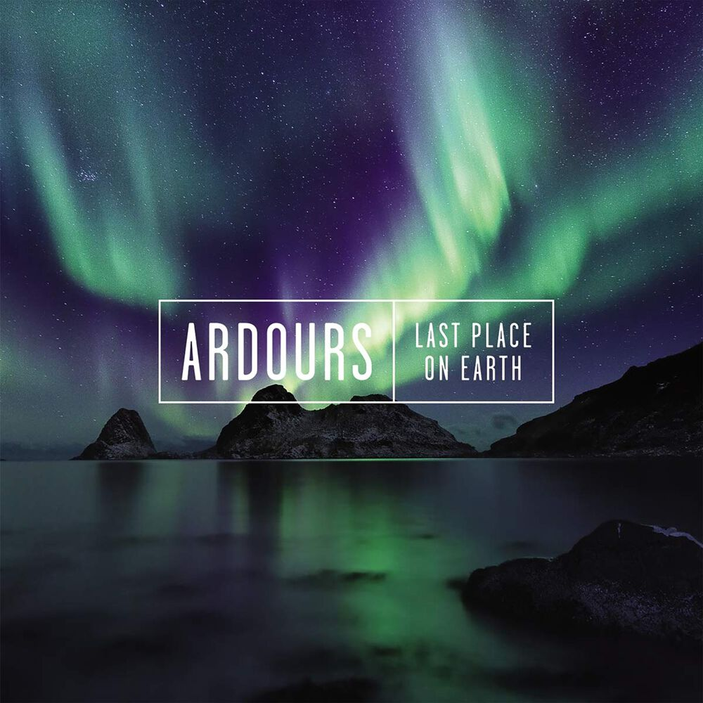 Image of Ardours Last place on earth CD Standard