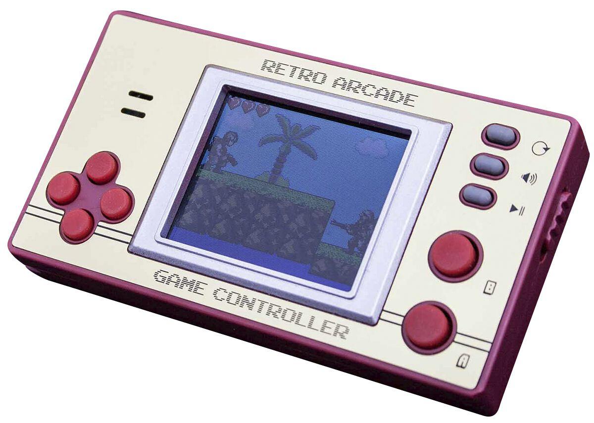 Retro Arcade Games Arcade Games - Spielekonsole inkl. 153x 8-Bit Spielen  Unterhaltungselektronik  Standard