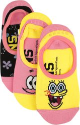Vans x Spongebob Canoodles Best Buddies 4 Life, 3er-Pack