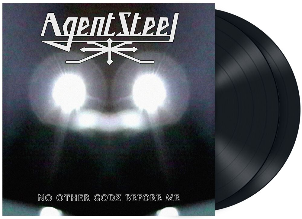 Image of Agent Steel No other gods before me 2-LP Standard