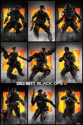 Black Ops 4 - Characters