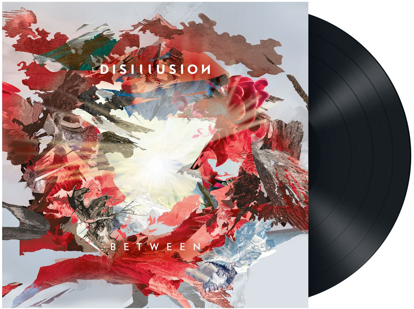Image of Disillusion Between 7 inch-SINGLE Standard