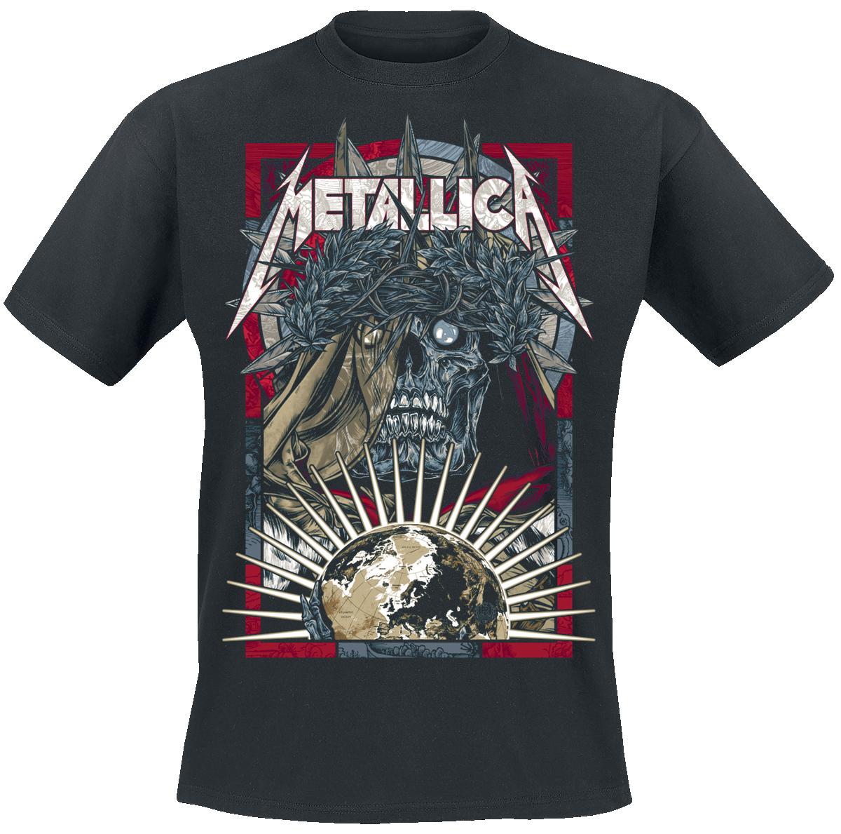 Metallica - Conquest - T-Shirt - black image