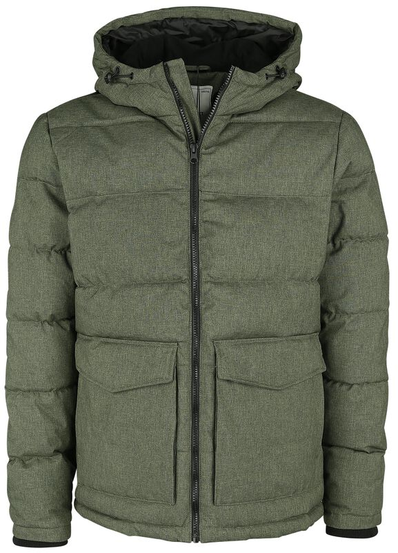 Hood Puffer Jacket