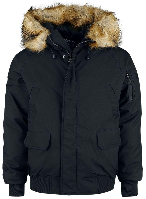 Hooded Men Winter-Jacket