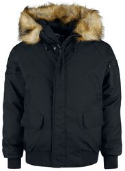 Hooded Men Winter-Jacket