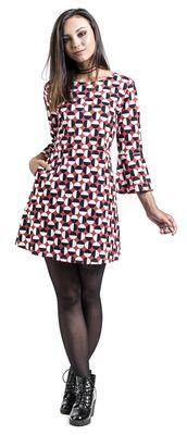 Mod Circle Dress