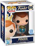 Zodiac - Pisces (Fische) (Funko Shop Europe) Vinyl Figure 09