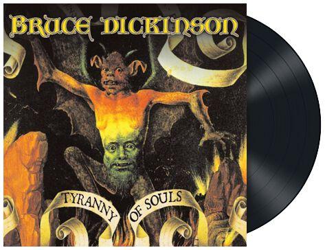 Bruce Dickinson  Tyranny of souls  LP  Standard