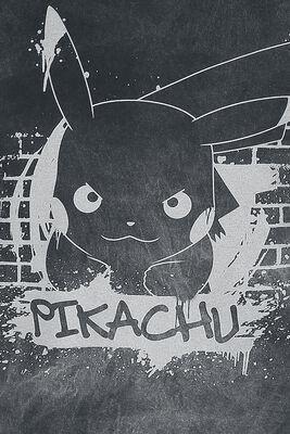 Pikachu - Graffiti