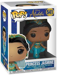 Princess Jasmine Vinyl Figure 541