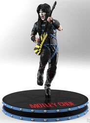 Mick Mars Rock Iconz Statue