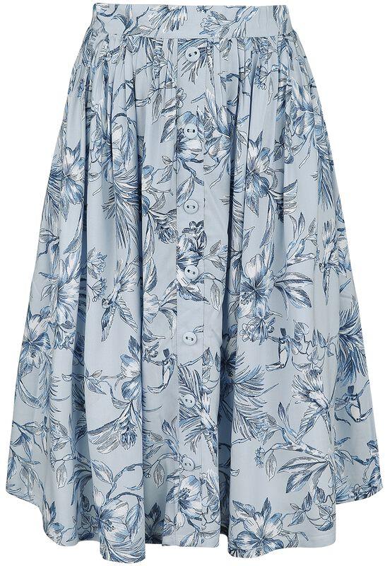 Brazilia Mid Skirt