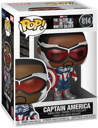 Captain America Vinyl Figur 814