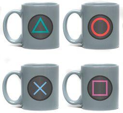 Buttons - Espresso Tassen Set
