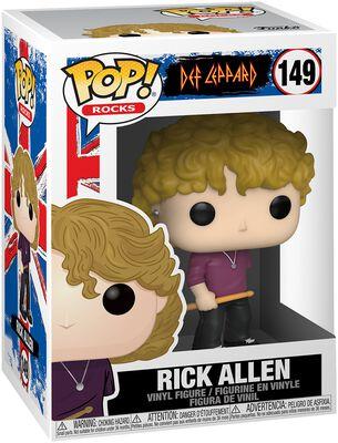 Rick Allen Rocks Vinyl Figur 149