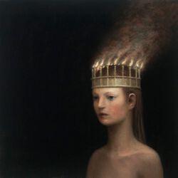 Death by burning