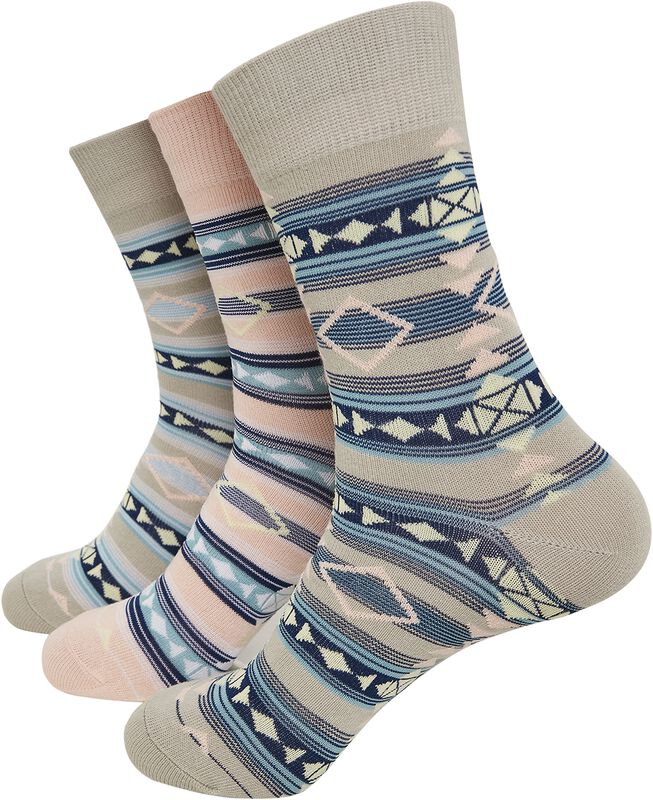 Inka Socks 3er Pack