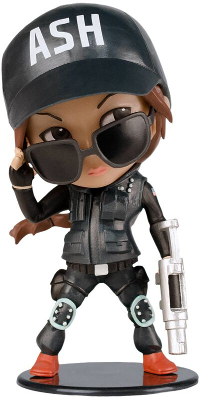 Siege - Six Collection - Ash Chibi Figur