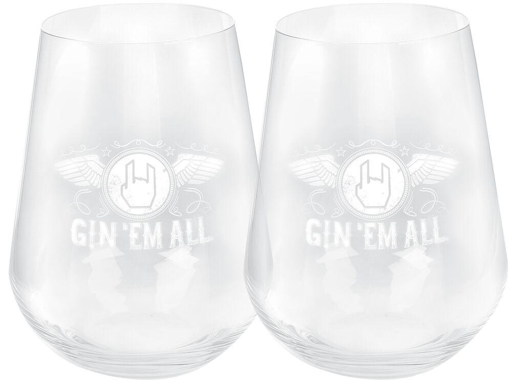 Gläser - Set