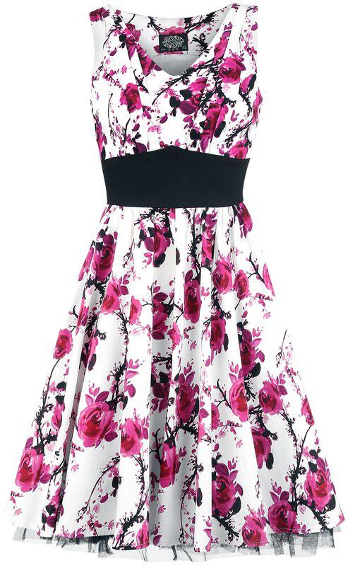 Pink Floral Dress