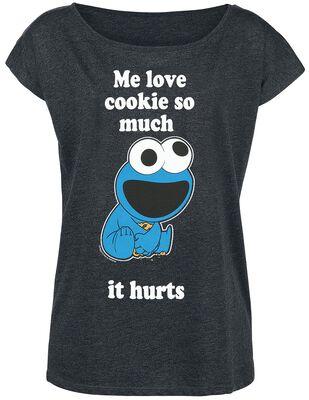 Krümelmonster - Me Love Cookie