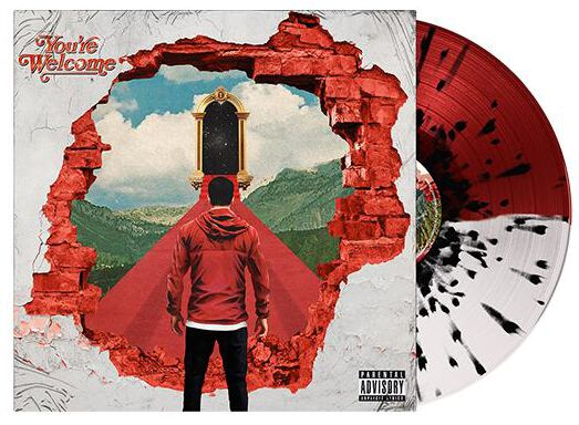Image of A Day To Remember You're welcome LP Standard