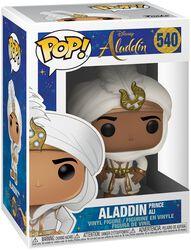 Aladdin Prince Ali Vinyl Figure 540