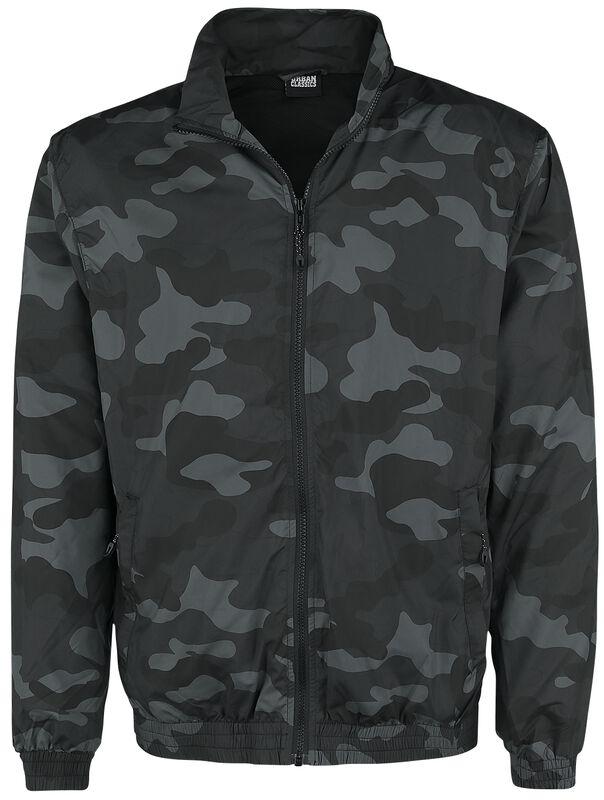 Camo Track Jacket