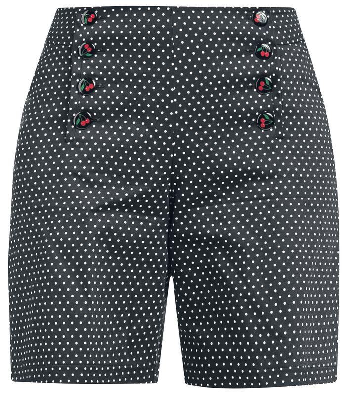 Sweet Cherries & Dotties Short Pants