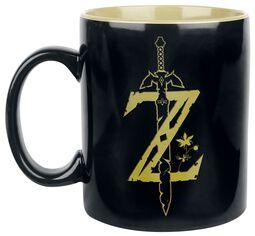 Z-Logo - XXL Tasse