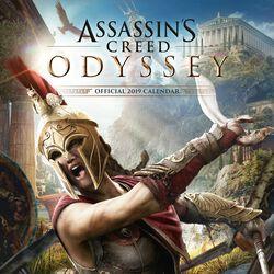 Odyssey - Wandkalender 2019
