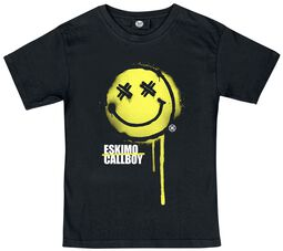 Metal-Kids Collection - Spray Smile