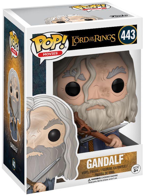 Der Herr der Ringe  Gandalf Vinyl Figure 443  Sammelfigur  Standard