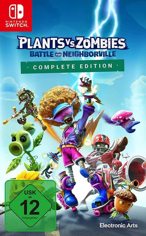 Plants vs. Zombies Plants vs. Zombies - Battle for Neighborville - Complete Edition