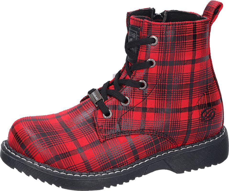 Tartan Boot II