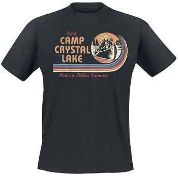 Visit Camp Crystal Lake