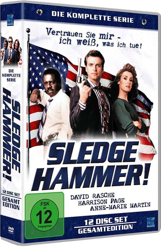 Sledge Hammer Die komplette Serie