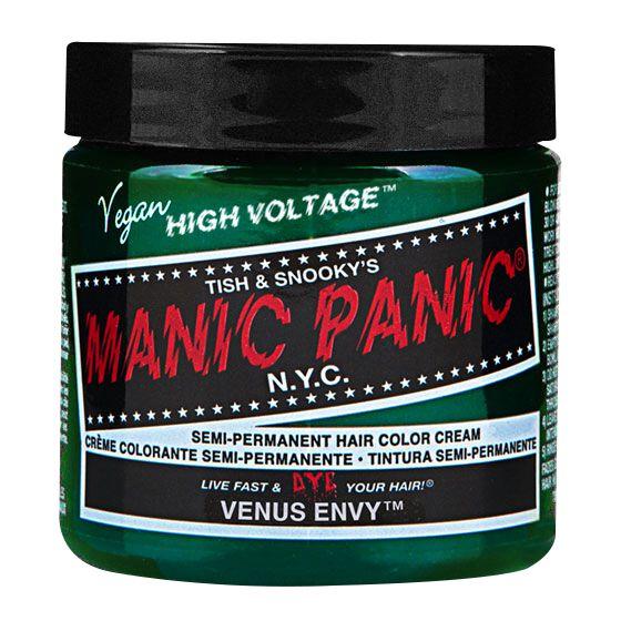 Manic Panic Venus Envy - Classic  Haar-Farben  grün