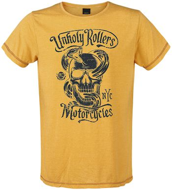 Unholy Rollers Mens Shirt
