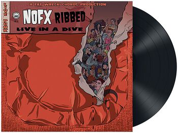 Ribbed - Live in a dive