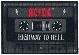 e2db7060e52671 Bands AC DC Wohnaccessoires Fußmatten. Tape