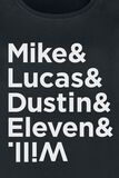 Mike Lucas Dustin Eleven Will