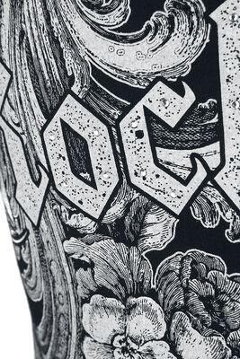 Shirt mit U-Boot-Ausschnitt und Print