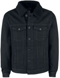 Denim Jacket Keep Black