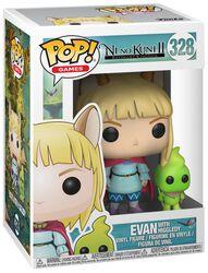 Evan with Higgledy Vinyl Figure 328