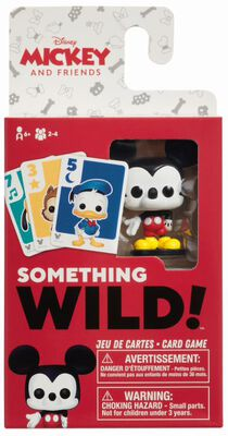 Something Wild - Micky & Friends